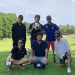 元町フットゴルフ大会開催!