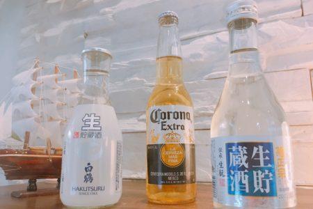 なでしこ屋 アルコール販売Start!