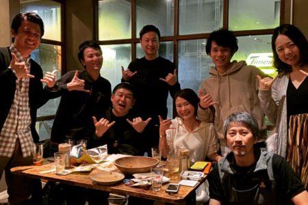 神戸ゲストハウス会 忘年会♪