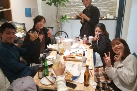 元町駅から徒歩3分!ゲストハウスでプチ夜ご飯会 ~神戸なでしこ屋~
